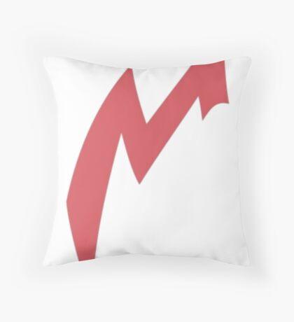 Zangoose Stripe Throw Pillow