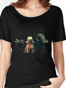 Cat Wars Women's Relaxed Fit T-Shirt