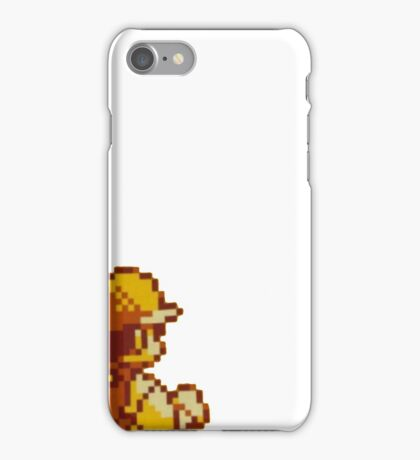 Red from Pokemon (Ash) iPhone Case/Skin