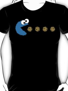 Cookie Monster Pacman T-Shirt
