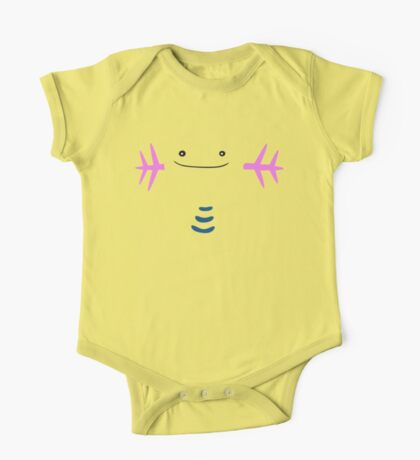 Wooper One Piece - Short Sleeve