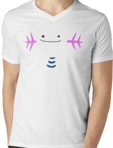 Wooper Mens V-Neck T-Shirt