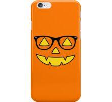 Smart Pumpkin iPhone Case/Skin