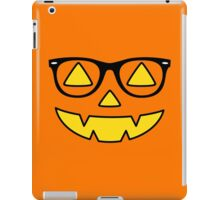 Smart Pumpkin iPad Case/Skin