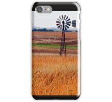 Prairie Autumn iPhone Case/Skin