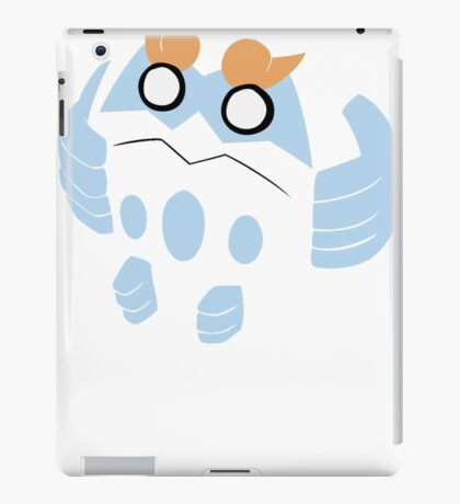 Darmanitan Zen Mode iPad Case/Skin