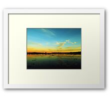 When I See You, See Me Framed Print