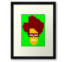 The IT Crowd: Moss Framed Print