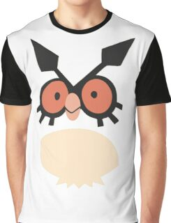 Hoothoot Graphic T-Shirt
