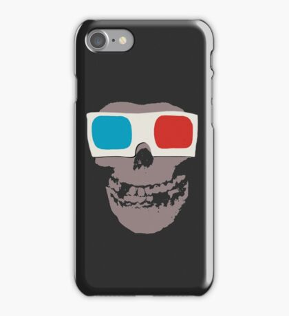 Misfits 3d Skull iPhone Case/Skin