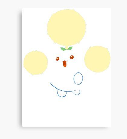 Jumpluff Pokemon Canvas Print