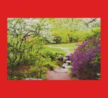 Asticou Azelea Garden In Spring Photograph Kids Clothes