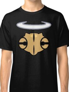 Shedinja Pokemon Head and Halo Classic T-Shirt