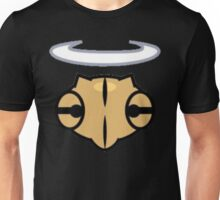 Shedinja Pokemon Head and Halo Unisex T-Shirt
