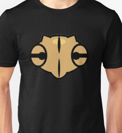 Shedinja Pokemon Head Unisex T-Shirt