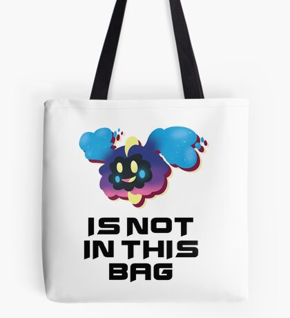 NEBBY GET IN THE BAG! Tote Bag