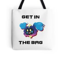 Nebby, get in the bag Tote Bag
