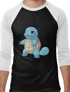 squirle Men's Baseball ¾ T-Shirt