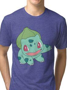 bulbasaur Tri-blend T-Shirt