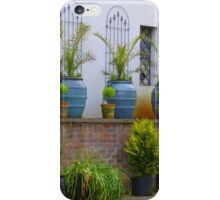 Pretty Pots All In A Row iPhone Case/Skin