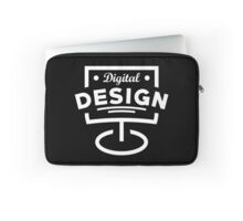 Digital Design Laptop Sleeve