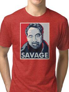 Michael Savage Tri-blend T-Shirt