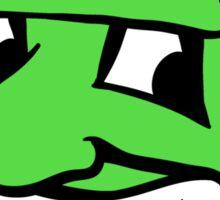 Cleveland Franky Monster Sticker