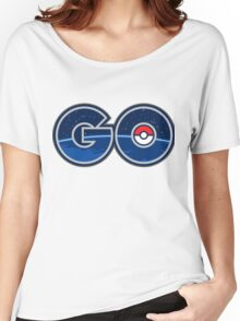 GO Women's Relaxed Fit T-Shirt