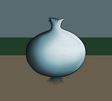 Onion Illustrated Differently by YoPedro
