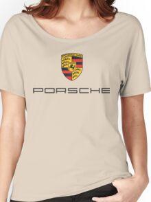 PORSCHE Women's Relaxed Fit T-Shirt