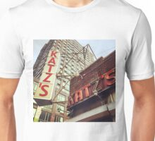 Katz's Deli, Lower East Side, NYC Unisex T-Shirt