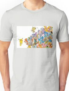 pokemon 8 Unisex T-Shirt