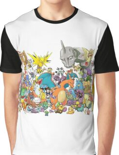poke 8 Graphic T-Shirt