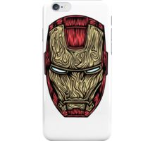 Iron Man Mask  iPhone Case/Skin