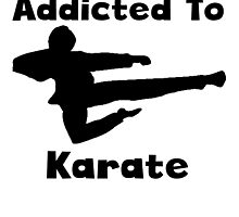 Addicted To Karate by kwg2200