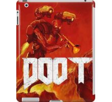 "The Doom cover but with ""doot"" iPad Case/Skin"