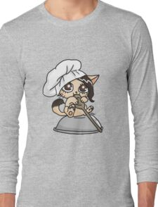Youtuber Kittens: Rosanna Pansino Long Sleeve T-Shirt