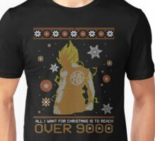 over 9000 ugly sweater Unisex T-Shirt