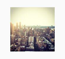 NYC Skyline and Sunset Unisex T-Shirt