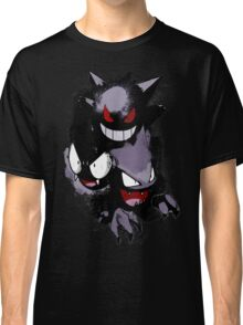 pokemon - gastly haunter gengar Classic T-Shirt