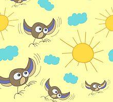 Birds2 by IraMukti