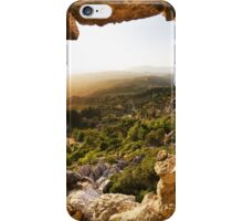 Bombed wall iPhone Case/Skin