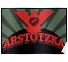 Gloty to Arstotzka ( papers, please ) Poster