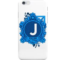 FOR HIM - J iPhone Case/Skin