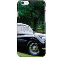 1953 Jaguar XK120 Coupe iPhone Case/Skin