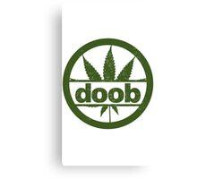 Designer Doob Canvas Print
