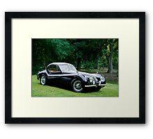 1953 Jaguar XK120 Coupe Framed Print