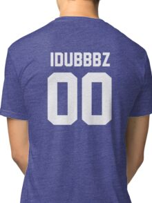 IDUBBBZ JERSEY Tri-blend T-Shirt