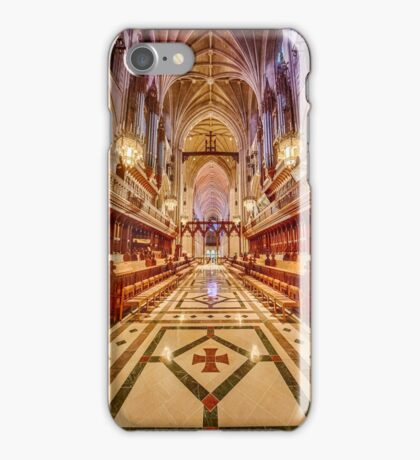 Magnificent Cathedral IV iPhone Case/Skin
