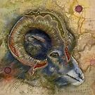 Warrior Ram by Alma Lee
